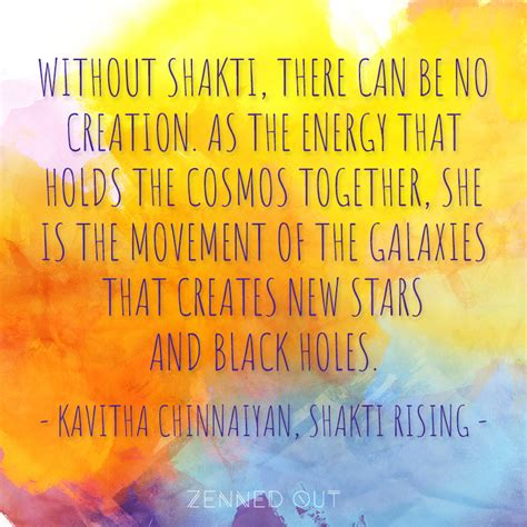 10 Ways to Increase Your Shakti Energy | Zenned Out