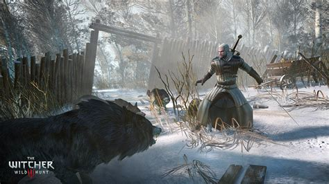 Witcher 3 Technical Performance Improved Across All