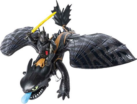 Dragons 3 Spielset Hicks Hiccup - Toothless Ohnezahn