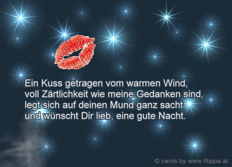 Gute nacht kuss gif 10 » GIF Images Download