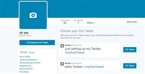 Tech : How to change your username to display on Twitter?