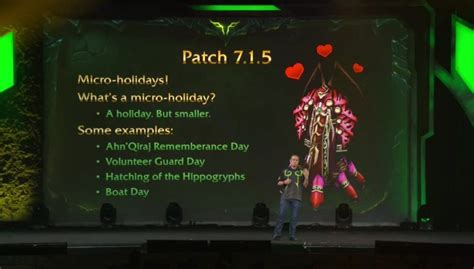 » BlizzCon 2016 World of Warcraft: What's Next Panel