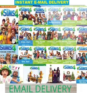 The Sims 4 PC Windows All DLC & expansions [OFFLINE GAME