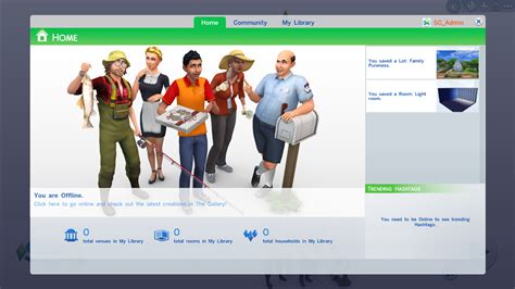 The Sims 4 Tutorial: How to Play Offline