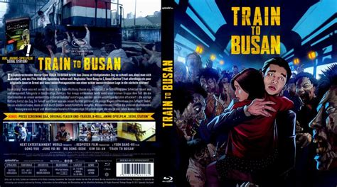 Train to Busan (2016) R2 German Blu-Ray Covers - DVDcover