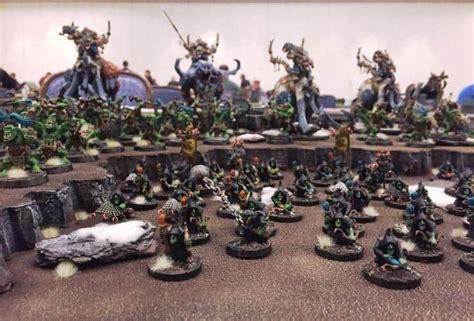 Top 5 Age of Sigmar Armies from Adepticon 2017 Day 1