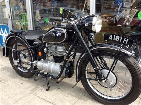 1952 BMW R25/2 - For Sale At Auction