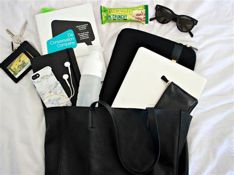 DIARY | WHAT'S IN MY UNI BAG — Style and Sushi
