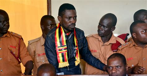 Uganda Charges Pop-Star Lawmaker With Treason - The New