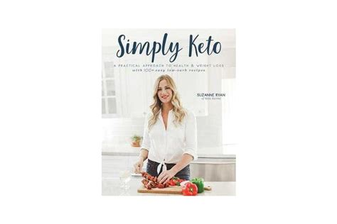 Simply Keto by Suzanne M
