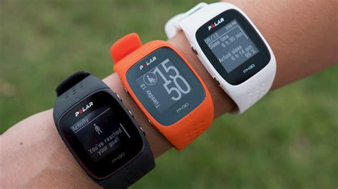 Polar M430 Fitness Tracker Review: A GPS Watch That Can