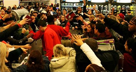 Attention, Holiday Shoppers: We Have Fisticuffs in Aisle 2