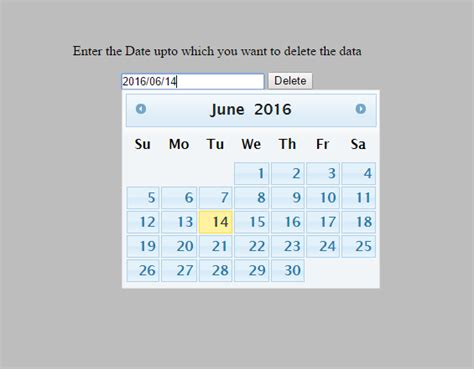 Tech Thoughts: Deleting records before a certain date in Mysql