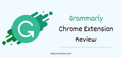 Grammarly Chrome Extension Review   Free Download Now