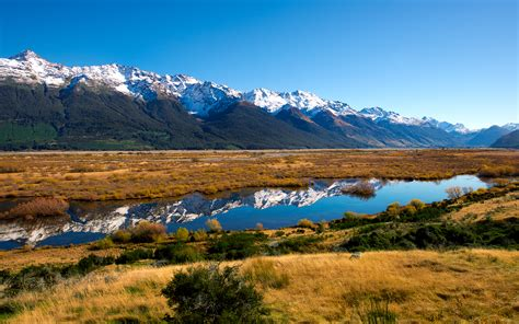 Daily Wallpaper: New Zealand Mountains | I Like To Waste