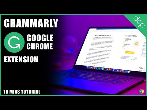 Grammarly For Chrome   A must have chrome extension free