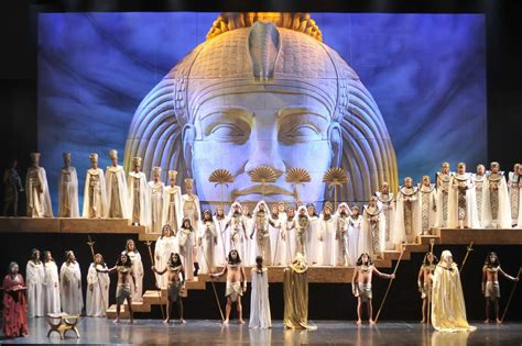 Aida, a riveting performance by Calgary Opera | Youth Are
