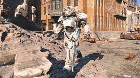 T-45 power armor (Fallout 4) - The Vault Fallout wiki
