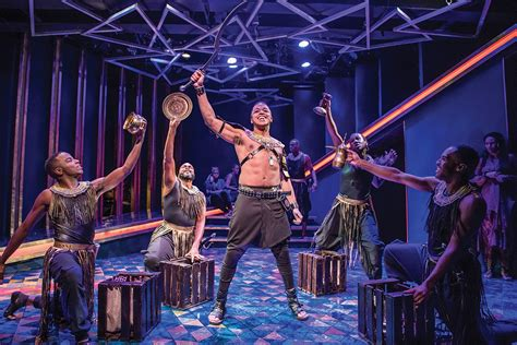 """Theater Review: Constellation's """"Aida"""" - Metro Weekly"""