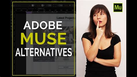 Adobe Muse alternatives   What now? - YouTube