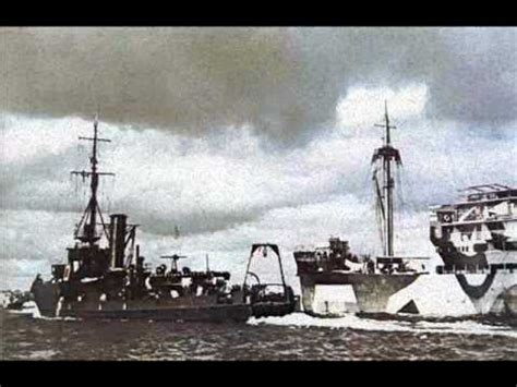 German Navy During WWII In Colour - YouTube