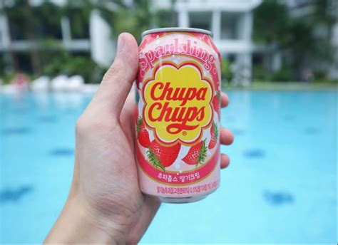 There's Now a Soft Drink Version of the Famous Chupa Chups