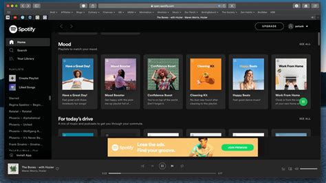 Spotify brings back Safari support for its web player