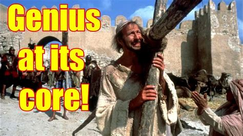 Monty Python's Life of Brian - Movie Review - YouTube