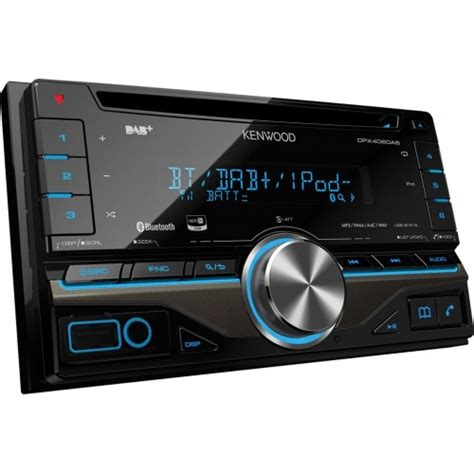 KENWOOD DPX406DAB ( INCL