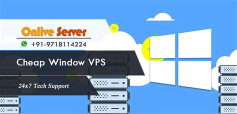 Acquire Hybrid Linux & Windows Cloud VPS Hosting with