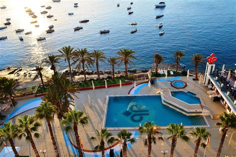 From £190 - 5nt 4* All Inclusive Malta Seaside Holiday
