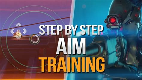 ️ Aim Training ️Step by Step Anleitung | Overwatch Tipps
