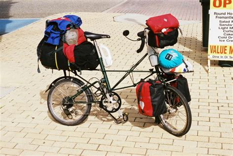 CTC Forum • View topic - Touring on a Moulton?