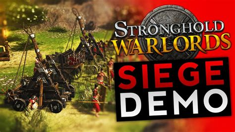 Stronghold: Warlords - Military Campaign Demo (PAX East