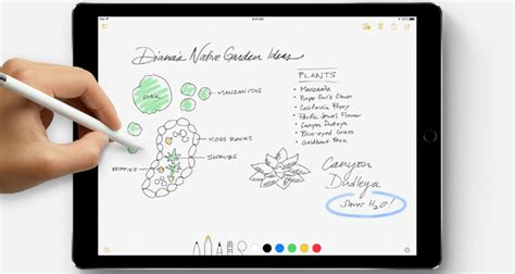 How To Use iOS 11 Instant Notes Feature On iPad Pro With