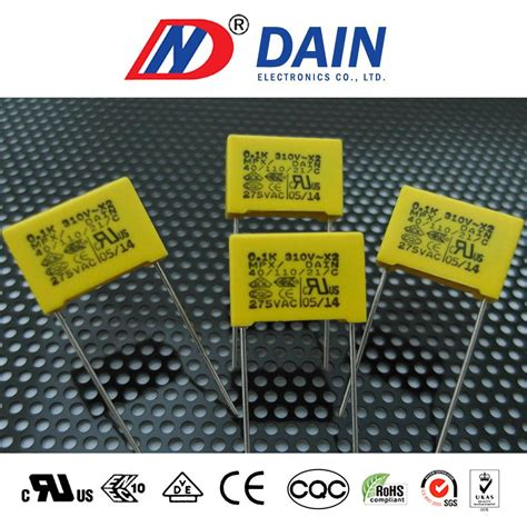 Safety Interference suppression capacitor 0