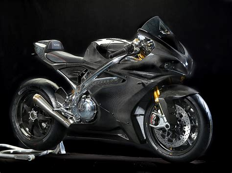 Meet With All New 1200cc Norton V4SS and V4RR Superbikes