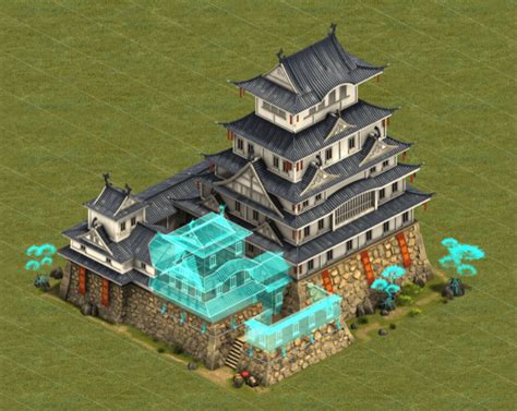 Power Leveling: Himeji Castle   Forge of Empires Guides