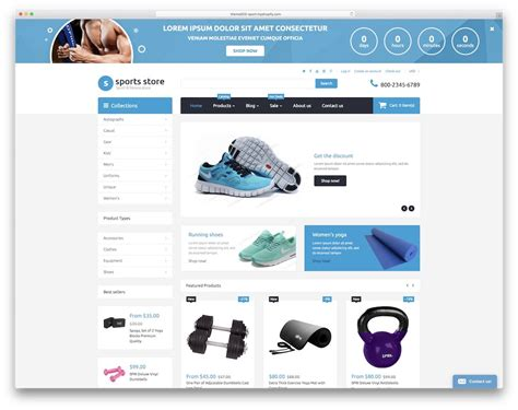 8 Best free Shopify themes for 2020 - LaunchTip