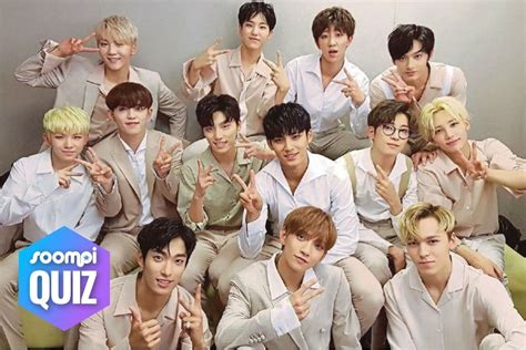 QUIZ: Which SEVENTEEN Member Is Your BFF?   Soompi