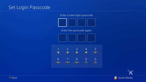 How to password protect your PS4 and restrict guest access