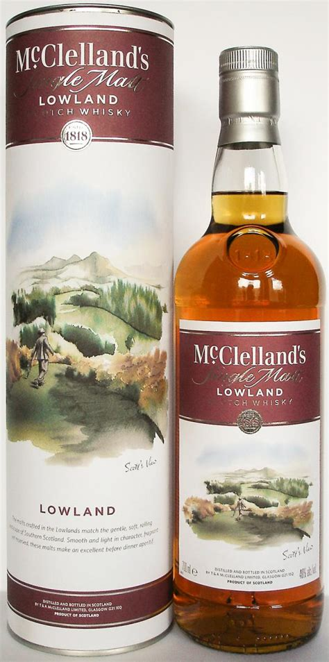 McClelland's Lowland - Ratings and reviews - Whiskybase