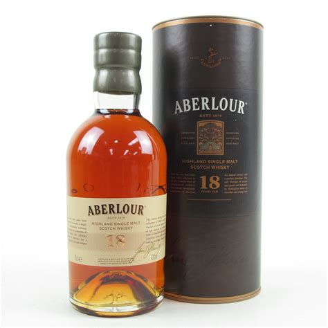 Aberlour 18 Year Old   Whisky Auctioneer   Scotch Whisky