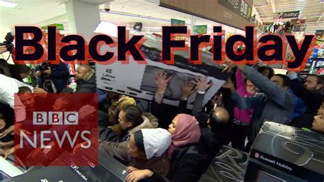 What is Black Friday? BBC News - YouTube