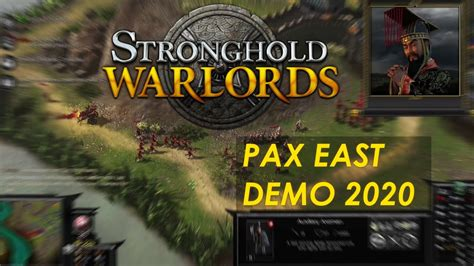 Stronghold: Warlords PAX EAST 2020 Demo Gameplay (Deutsch