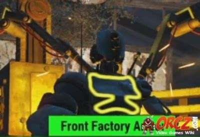 Fallout 4: Front Factory Armor - Orcz