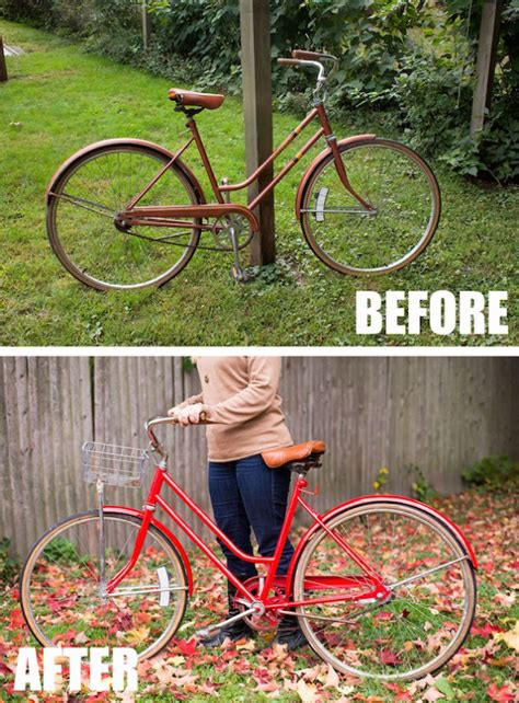 How-To: Paint a Bicycle | Fahrrad malerei, Fahrrad und
