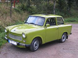 Trabant 601 - Old Socialist Car Importer - Cars from the
