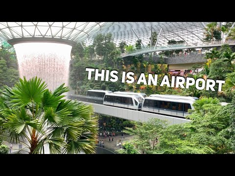 12 things to eat, see, and do at Jewel Changi Airport | On
