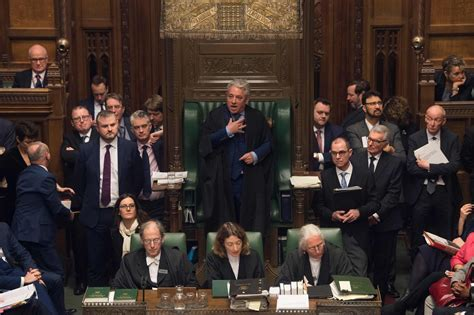 Brexit: John Bercow, the sharp-tongued Speaker of the